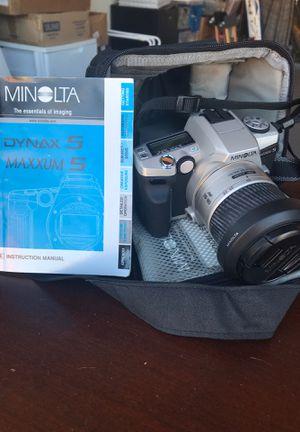 Minolta Dynax 5 for Sale in Scottsdale, AZ