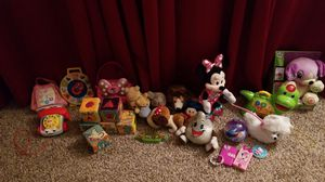 Baby to Toddler girl toy lot for Sale in Alexandria, VA