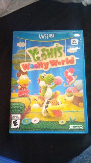 Nintendo Wii u video game for Sale in Phoenix, AZ