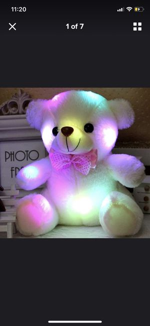 Led bear for Sale in Los Angeles, CA
