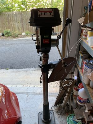 Jet Stand up drill press looks great for Sale in Atlanta, GA