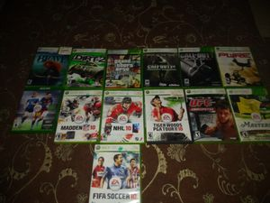 Xbox 360 games for Sale in Las Vegas, NV
