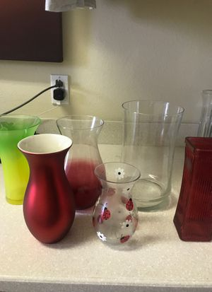 Flower vases for Sale in Clearwater, FL