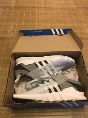 Adidas EQT ADV WHITE for Sale in Westlake, MD