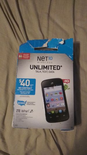 Net 10 phone for Sale in Wichita, KS