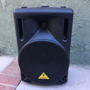 Behringer EUROLIVE B212A Active Loudspeaker for Sale in Los Angeles, CA