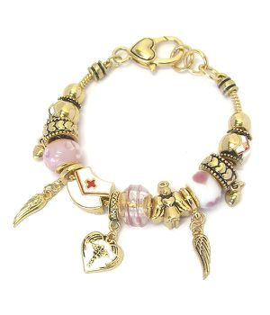 *NEW ARRIVAL* Nurse Multi Charm Bracelet Jewelry *See My Other 200 Items* for Sale in Palm Beach Gardens, FL