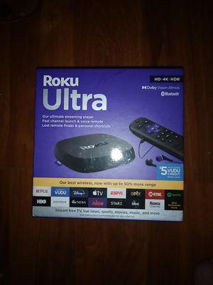 Roku ultra!!!!!! for Sale in Largo, FL