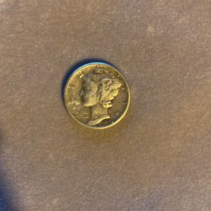 "1945 Liberty Head Dime Strike On The ""E"" In States for Sale in Tampa, FL"