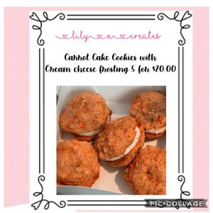 Carrot Cake Cookies for Sale in Irvine, CA