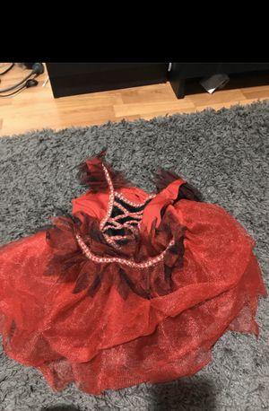 Halloween costume girl little devil for Sale in Winter Park, FL