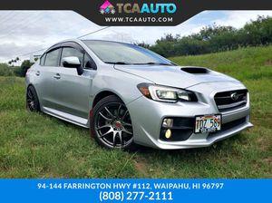 2016 Subaru WRX STI for Sale in Waipahu, HI
