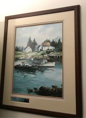 Vintage art frame for Sale in Margate, FL