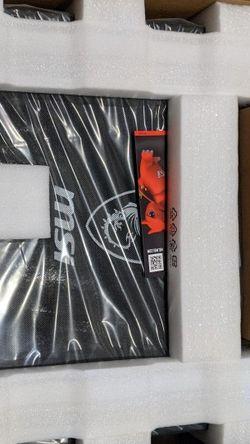 MSI GL75 Gaming Laptop for Sale in Garden Grove,  CA