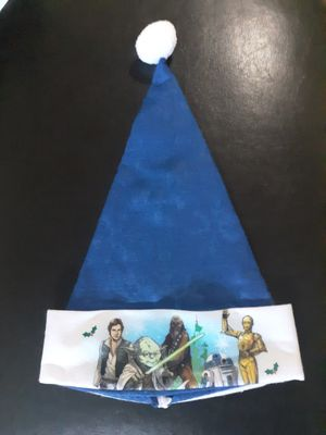 Star Wars Christmas Santa Hat for Sale in Washington, DC
