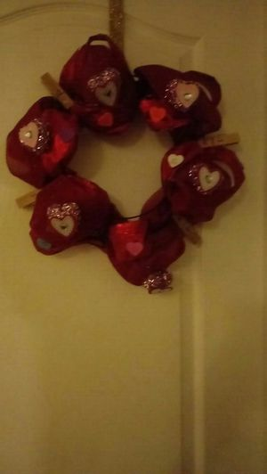 Small Valentines Day wreath for Sale in Nashville, TN