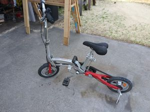 Genius. mobiky fold-up bike for Sale in Azle, TX