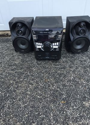 JVC. Stereo System for Sale in Downers Grove, IL