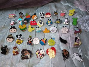 Disney pins (pre owned) for Sale in Augusta, KS