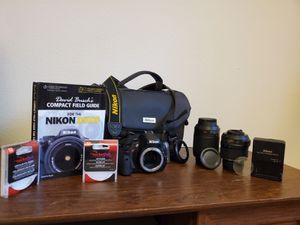Nikon camera for Sale in Springfield, IL