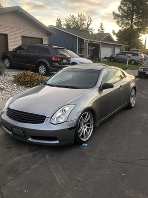 Infiniti g35 for Sale in Vacaville, CA