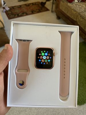 New pink smart watch with heart rate monitor plus much more 📲👀🔥🔥 for Sale in El Cajon, CA