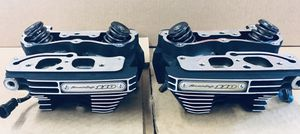 99-2016 Harley Davidson Screamin Eagle Twincam 110 BLACK Cylinder Heads for Sale in Plymouth, CT