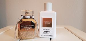 Victoria's secret bombshell night perfume and lotion for Sale in Vancouver, WA