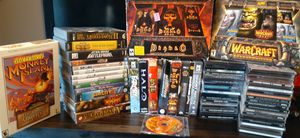 Huge lot of pc games for Sale in Fresno, CA