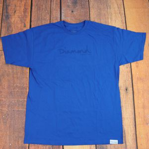 Diamond Supply Co. T-shirt XL size/ Blue Color/ Short Sleeve Tee/#001 skateboard t-shirt. for Sale in Pasco, WA