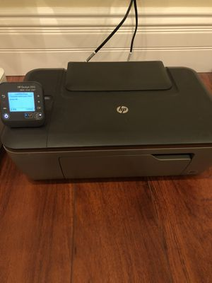HP Printer with scan and copy good condition impresoras for Sale in Los Angeles, CA
