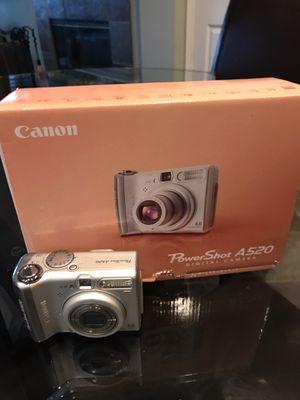 Canon Digital Camera 4.0 mega pixels for Sale in Etiwanda, CA