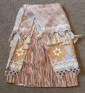 Disney Store Moana skirt size 4 for Sale in Rockwall, TX
