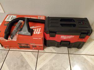 Milwaukee vacuum for Sale in San Antonio, TX