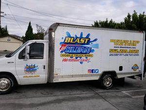 Mobile Truck Fleet Wash for Sale in Long Beach, CA