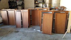 Kitchen cabinets for Sale in Menifee, CA