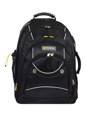 "Outdoor Products 21"" Sea-Tac Rolling Backpack Black for Sale in Glendale, CA"