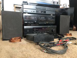 Sherwood JVC TEACH POLK audio for Sale in Burlington, NJ