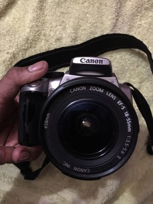 Canon E0S Rebel XT (18-55mm) for Sale in Silver Spring, MD