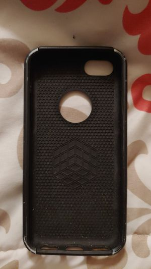 Black Iphone 5 case for Sale in Fort Collins, CO