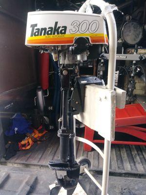 Tanaka 300 dual automatic for Sale in Santa Ana, CA