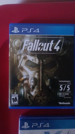 Fallout 4 2year old game never really played didnt understand ill take 15 guys for Sale in Nashville, TN
