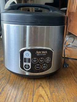 Aroma Digital Rice Cooker for Sale in Los Angeles,  CA