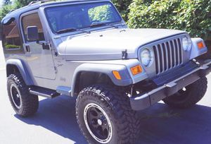 Rocket Car Jeep WRANGLER 2001 for Sale in Durham, NC