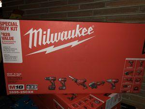 Milwaukee m18 5 st tool kittool kit for Sale in SeaTac, WA