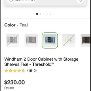 Cabinet for Sale in Decatur, GA