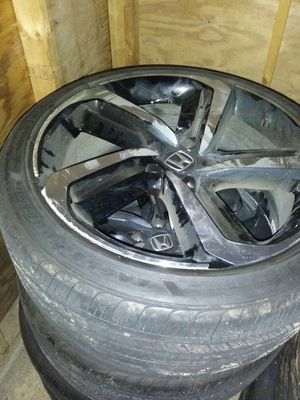 19inch Honda Accord Sport wheels for Sale in Riverdale Park, MD