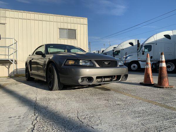 Mustang Gt 01