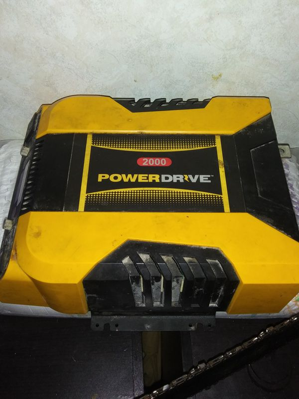 Power drive 2000w Inverter