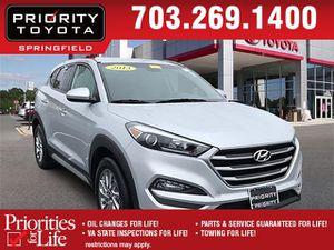 2018 Hyundai Tucson for Sale in Springfield, VA